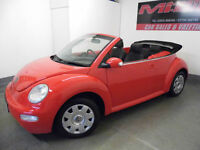 2004 Volkswagen Beetle 1.6 Cabriolet Convertible VW Service History