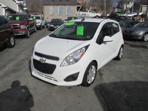2015 Chevrolet Spark 1LT CVT LT, New Winter Tires, Low Paymen...