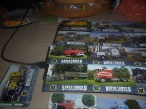 Super Truck Cards