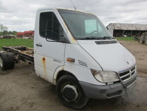 Dodge Sprinter (for parts)