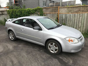 *REDUCED PRICE* 2005 Chevy Cobalt - LOW KMS!!!