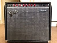Fender Super 60 Guitar Amp For Sale - Quality Amp!