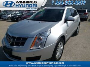 2012 Cadillac SRX AWD V6 Luxury Leather Heated/Cooled Seats