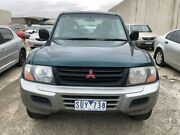 2002 Mitsubishi Pajero NM GLS LWB (4x4) Green 5 Speed Auto Sports Mode Wagon Hoppers Crossing Wyndham Area Preview