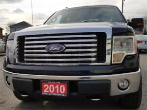 2010 Ford F-150 XLT BACK UP CAMRA 2 YEARS WARRANTY
