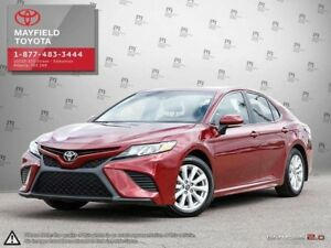 2018 Toyota Camry CAMRY SE LEATHER