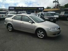 2003 Mazda 6 GG1031 Classic Gold 4 SPEED Semi Auto Sedan Greenslopes Brisbane South West Preview