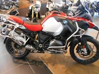 BMW R1200GS ADVENTURE TE 2017 FACTORY LOW SUSPENSION 24 MTH warranty