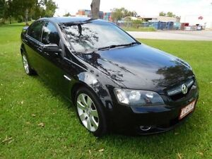 2009 Holden Commodore VE MY10 International Black 6 Speed Sports Automatic Sedan Hidden Valley Darwin City Preview