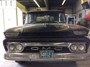 1965 GMC 910 Short Box Stepside w/ownership