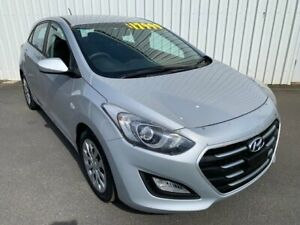 2016 Hyundai i30 GD4 Series II MY17 Active Platinum Silver 6 Speed Sports Automatic Hatchback South Grafton Clarence Valley Preview
