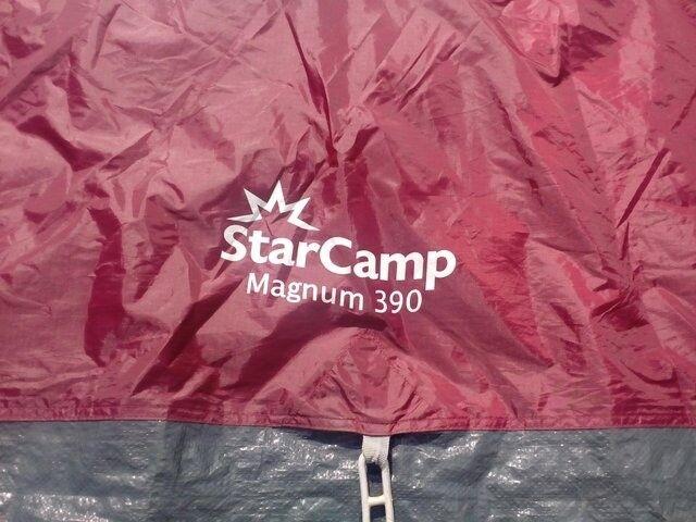 Porch awning, starcamp magnum 390. | in Saltash, Cornwall ...