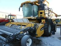 USED NEW HOLLAND CX860 COMBINE