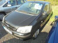 Hyundai Getz 1.3 GSI (black) 2005