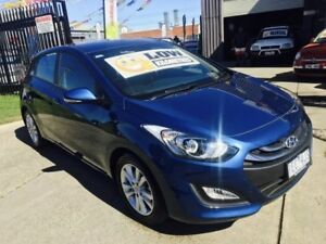 2015 Hyundai i30 GD MY14 SE 6 Speed Automatic Hatchback Brooklyn Brimbank Area Preview