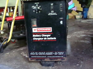 Moto Master battery charger/booster 200-amp boost...............