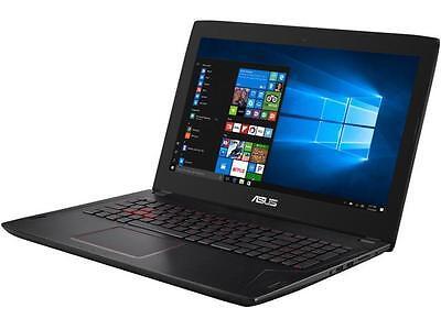 ASUS FX502VM-AH51 Gaming Laptop Intel Core i5 6th Gen 6300HQ (2.30 GHz) 16 GB Me