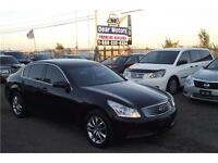 2008 Infiniti G35x **AWD**NO ACCIDENT**3-YEAR WARRANTY INCLUDED*
