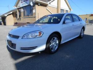 2013 CHEVROLET Impala LT 3.6L V6 Sunroof Certified 114,000KMs