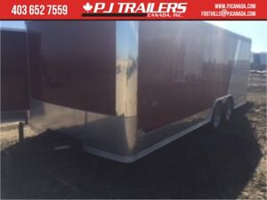 20' Car Hauler Round top 10400GVWR Torsion Axles MUST GO!!!