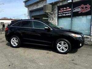 2014 Acura RDX SH-AWD W/TECHNOLOGIE PACKAGE