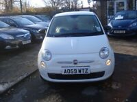 Fiat 500 1.2 Pop 3dr, 2009 model, Full MOT, FSH