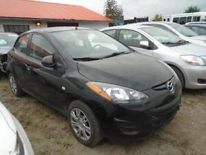 2012 Mazda 2 - Certified and E-tested - low km