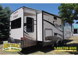 New 2017 Forest River Wildcat 323 MK 5th Wheel Windsor Region Ontario image 3