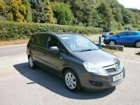 Vauxhall Zafira 1.8i 16v VVT ( 140ps ) 2011.5MY Elite