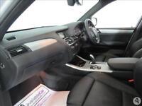 Bmw X3 xDrive35d 3.0 M Sport Nav 5dr Auto 4WD