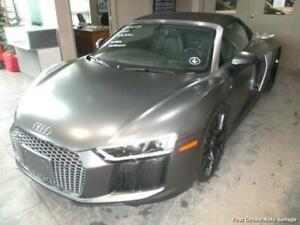 Audi R8 Convertible Great Deals On New Or Used Cars And Trucks