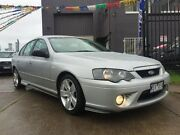 2007 Ford Falcon BF MkII 07 Upgrade XR6 4 Speed Auto Seq Sportshift Sedan Brooklyn Brimbank Area Preview