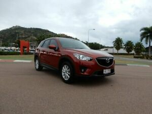2013 Mazda CX-5 KE1031 MY13 Maxx SKYACTIV-Drive AWD Sport Red 6 Speed Sports Automatic Wagon Townsville Townsville City Preview