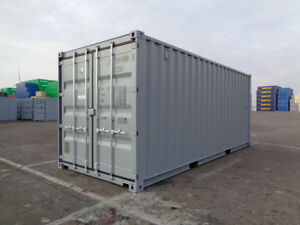 NEW One-Trip Shipping/Storage Container SEACANS for SALE!!