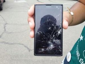 Nokia Lumia 830 1020 cracked screen LCD repair FAST ***