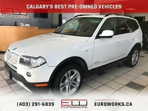 2010 BMW X3 xDrive30i CALGARY'S BEST PRE-OWNED VEHICLES.  You...