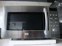 LG Intellowave Stainless Steel Microwave