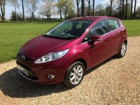 Ford Fiesta 1.4TDCi Zetec ONLY 49,000 MILES SUPERB CONDITION THROUGHOUT