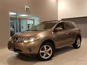 2009 Nissan Murano SL AWD **PANO ROOF-LEATHER-CAMERA**