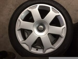 Audi Tire and Rim Package !!!!