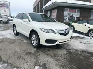 2016 Acura RDX groupe techn