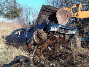 Cash for your clunkers! Recycled ENVIRONMENTALLY. Top $$$ Paid!