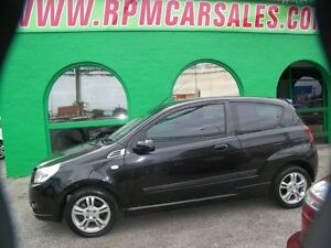 2010 Holden Barina TK MY10 5 Speed Manual Hatchback Nailsworth Prospect Area Preview