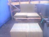 Buff riven paving slabs for sale can deliver