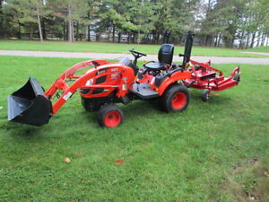 New Kioti compact tractor cs2410
