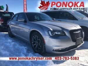 2018 Chrysler 300 S, Navigation, AWD, Uconnect, SiriusXM