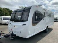 New 2021 Bailey Alicanto Grande Sintra Caravan, 8ft Wide, Island Bed for sale