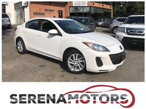 MAZDA 3 GS-SKY | ONE OWNER | BLUETOOTH | HEATED SEATS