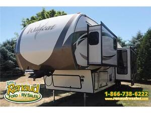 New 2017 Forest River Wildcat 323 MK 5th Wheel Windsor Region Ontario image 2