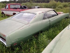 64-74 Ford mustang torino etc parts or project cars